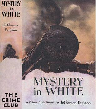 A Classic Christmas Mystery: &#8216;Mystery in White&#8217;