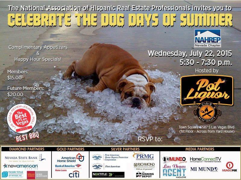 I love las vegas magazineblog dog days of summer party for Dog days las vegas