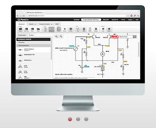 PartSim simulador de circuitos