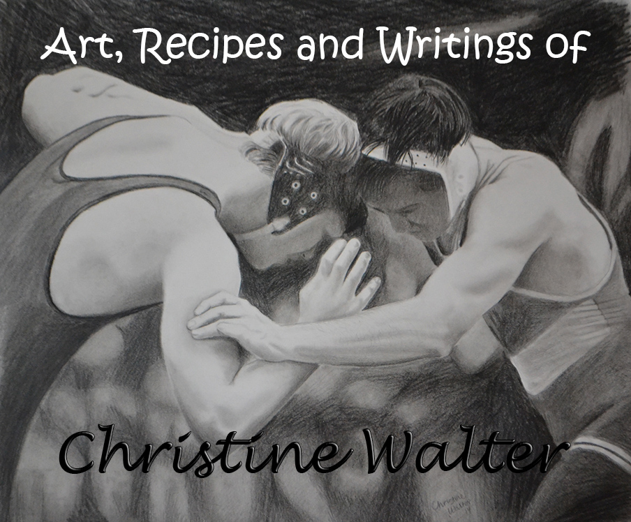 Artwork, Writings and Recipes of Christine Walter
