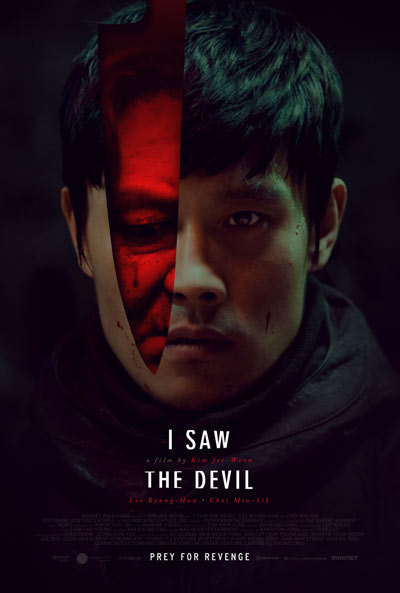 > I saw the devil - Photo posted in The TV and Movie Spot | Sign in and leave a comment below!
