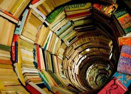 books, pastoral books, vortex of books, vortex, spiral