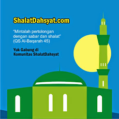 Facebook Group ShalatDahsyat.com