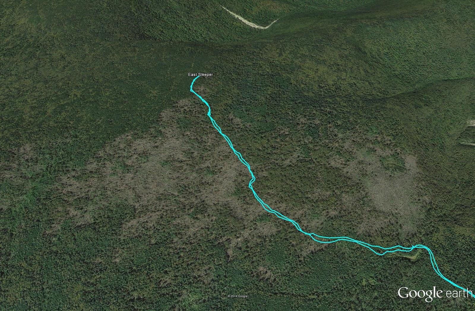 East Sleeper Mt Passaconaway Mt Whiteface