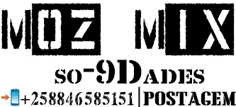 Moz Mix só-9Dades | Baixar Novas Musicas Novidades MP3