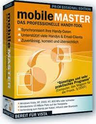 برنامج mobile master لتبادل الملفات والاغانى للموبيلات