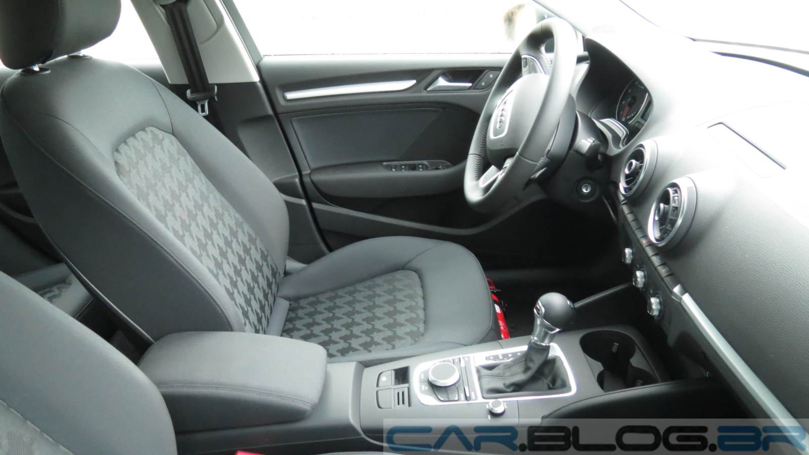 Audi A3 Sedan Attraction - interior