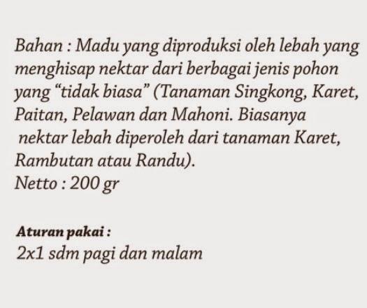 Jual Herbal Madu Hitam Pahit BAIO Pekanbaru STERLAKcom