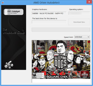 Download AMD driver autodetect 2.1