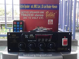 aktif_speaker_usb_kit
