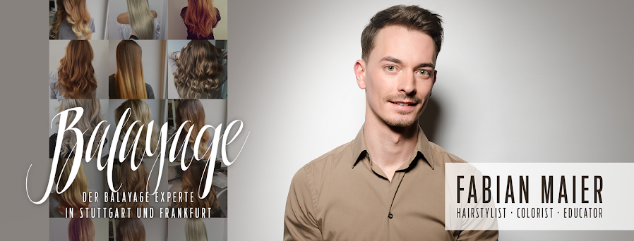 Fabian Maier Hairstylist - Colorist - Educator