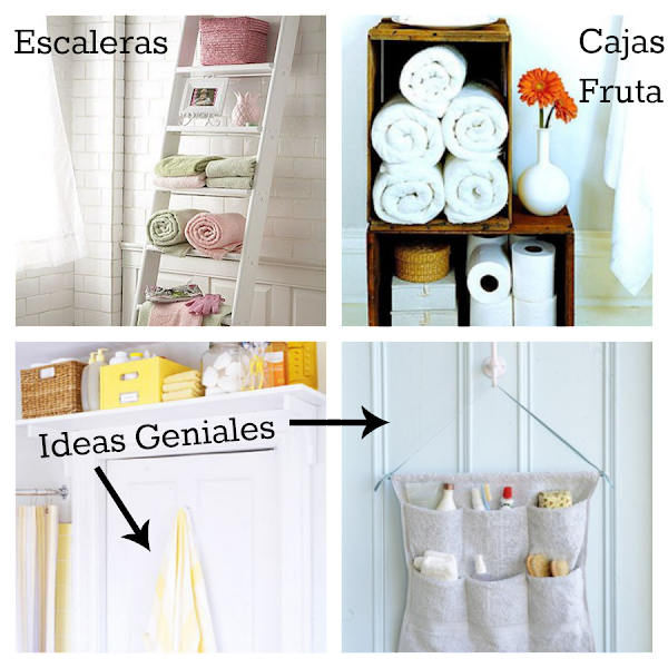 Ideas para banos grandes decorar tu casa es for Ideas para decorar banos