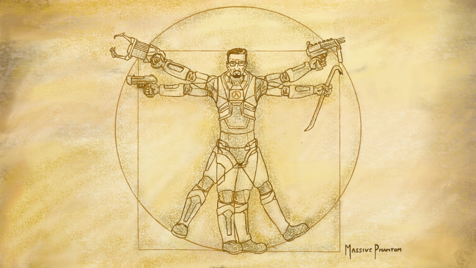 the vitruvian man Was leonardo da vinci's famous anatomical chart actually a collaborative effort claudio sgarbi says he was totally astonished when he examined a manuscript including a drawing that seemed.