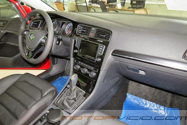 Novo Golf 2014 - interior