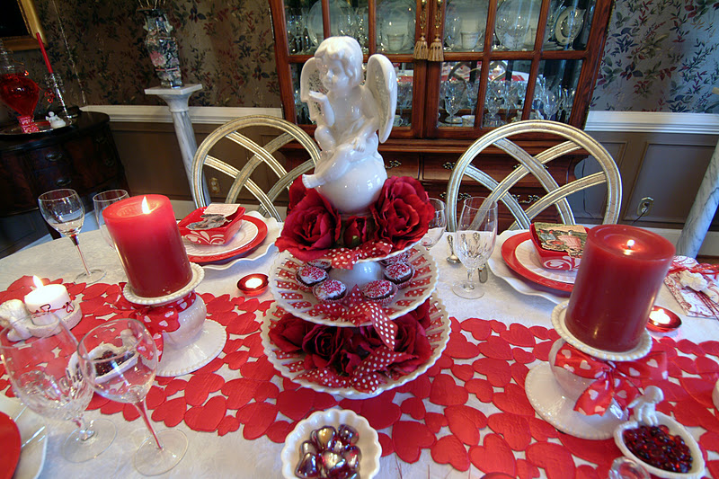 A Perfect Setting Tables For Valentine 39 S Day