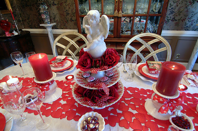 A Perfect Setting Tables For Valentines Day