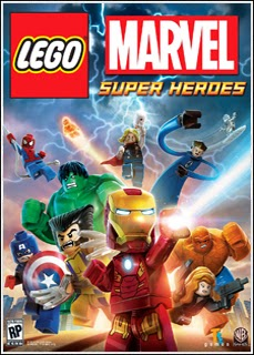 Download - Jogo LEGO MARVEL Super Heroes-FLT PC (2013)