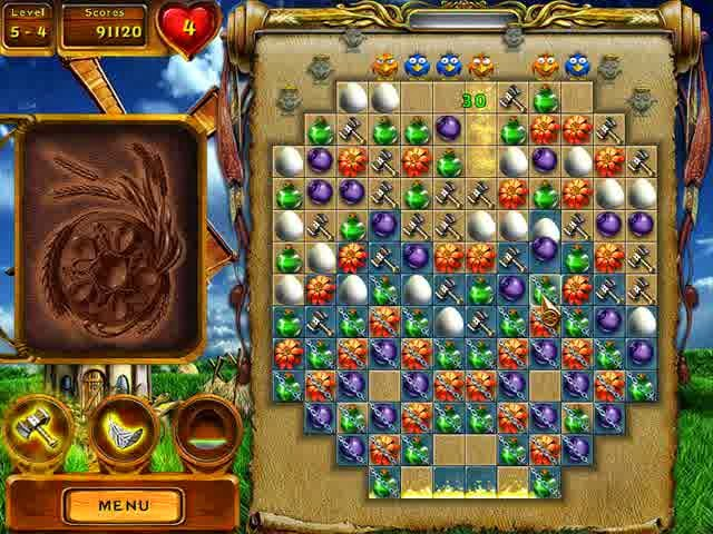 Download Game Gallic Puzzle