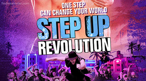 Movie Like Pitch Perfect: Step Up Revolution (2012)