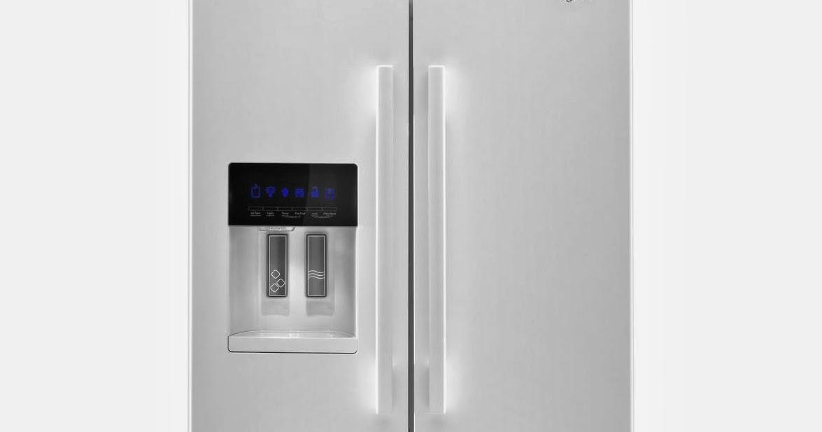Whirlpool Refrigerator Brand 26 28 Cubic Foot