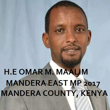 MANDERA EAST MP 2017