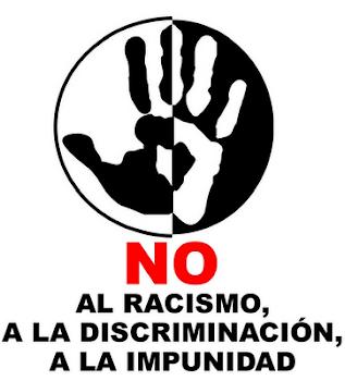 PUNTO FINAL AL RACISMO