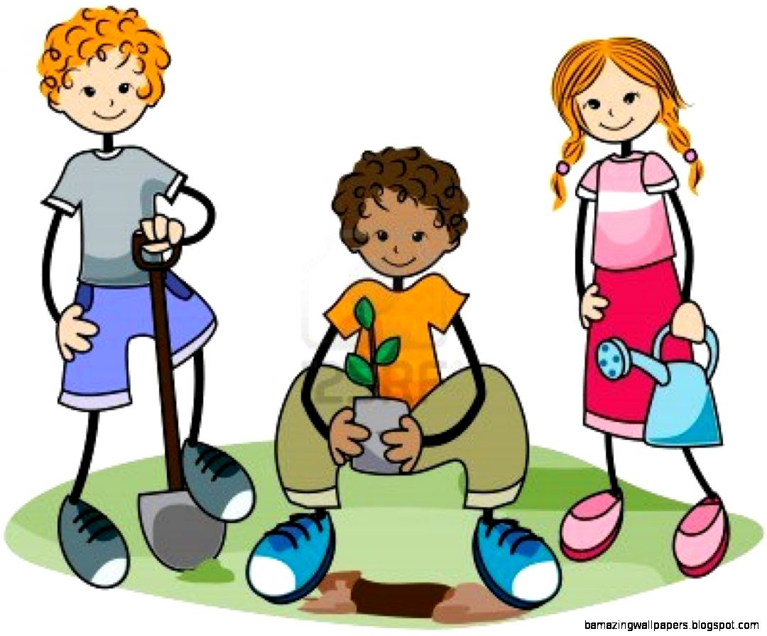 Kids Garden Clipart Inspiration 37686 Garden Ideas