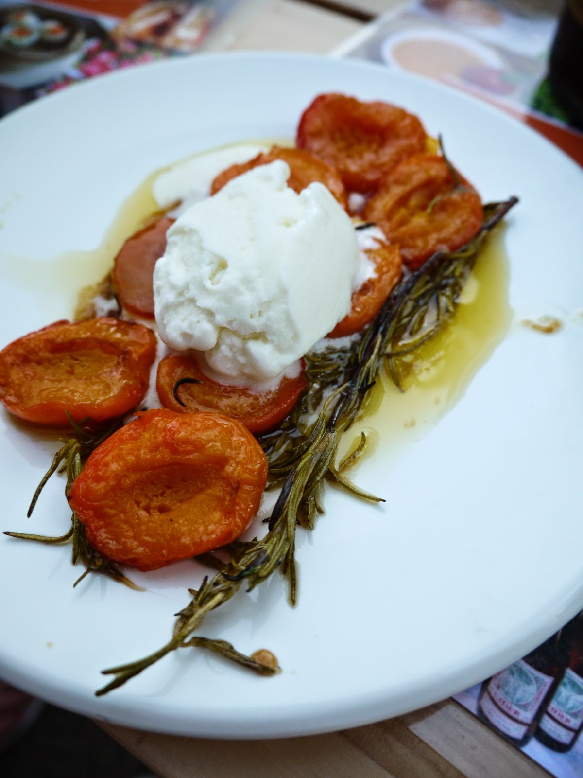 Rosemary Apricots by Appetit Voyage