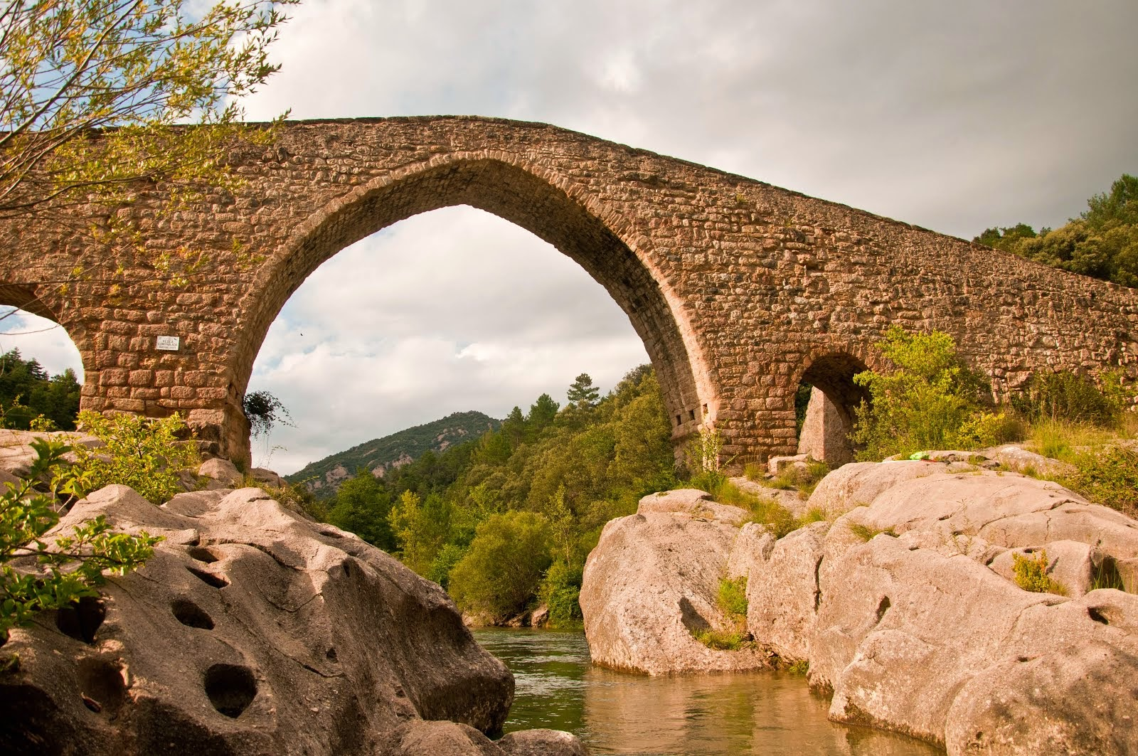 romanic del Berguedà