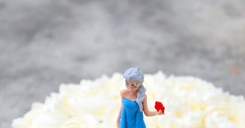 Frozen Figurines Cake Toppers Brisbane