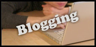 blogging activity