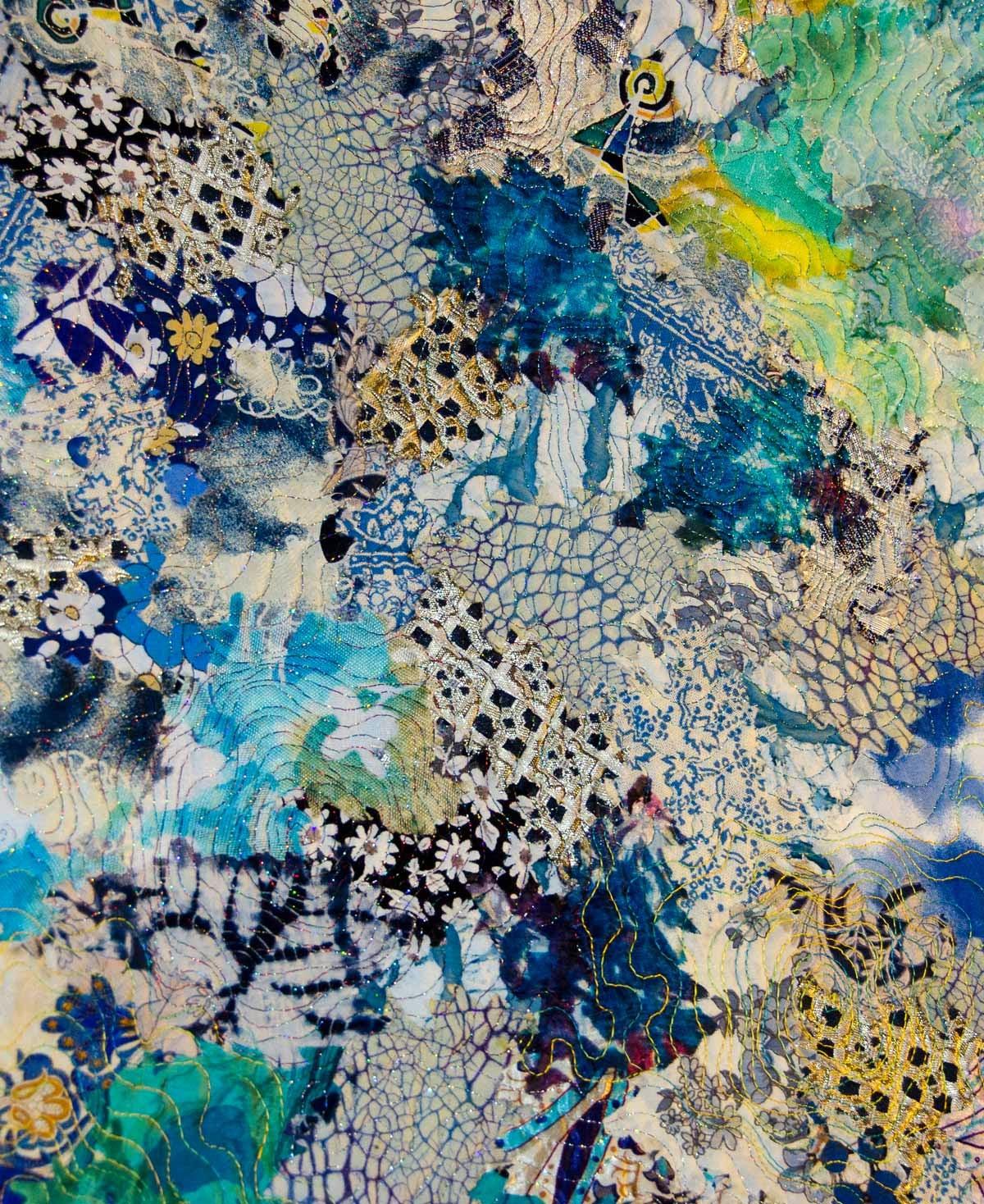 Quilt Nihon Quilt by Maya Chaimovich