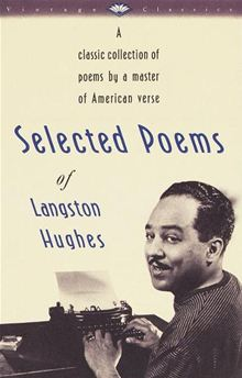 With a good book and a cup of tea quot selected poems of langston hughes