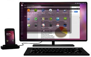 Ubuntu Kawin Dengan Android