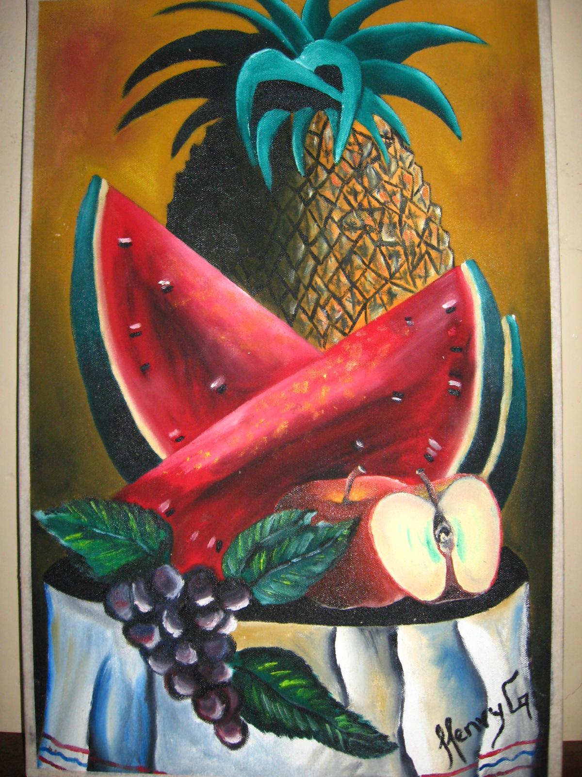 pinturas: abril 2012