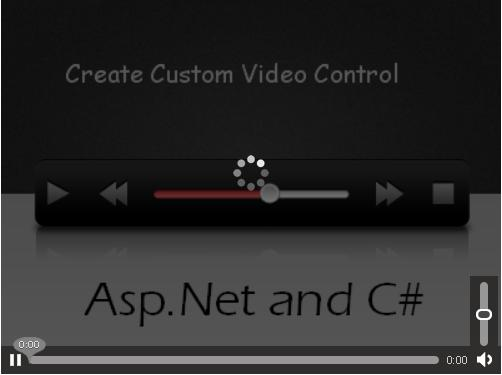 Video player aspnet