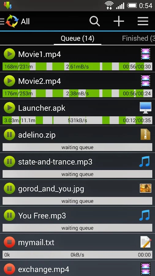 Advanced Download Manager Pro v3.6.8
