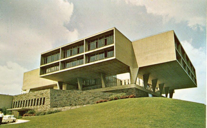 Mid Century Modern Milwaukee Eero Saarinen Architect