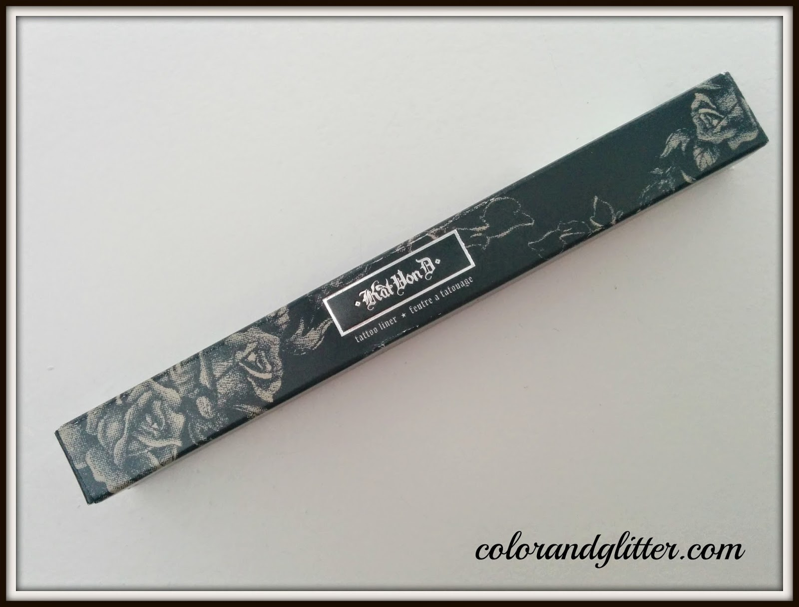 Kat Von D Tattoo Liner in Trooper || Review and Swatches