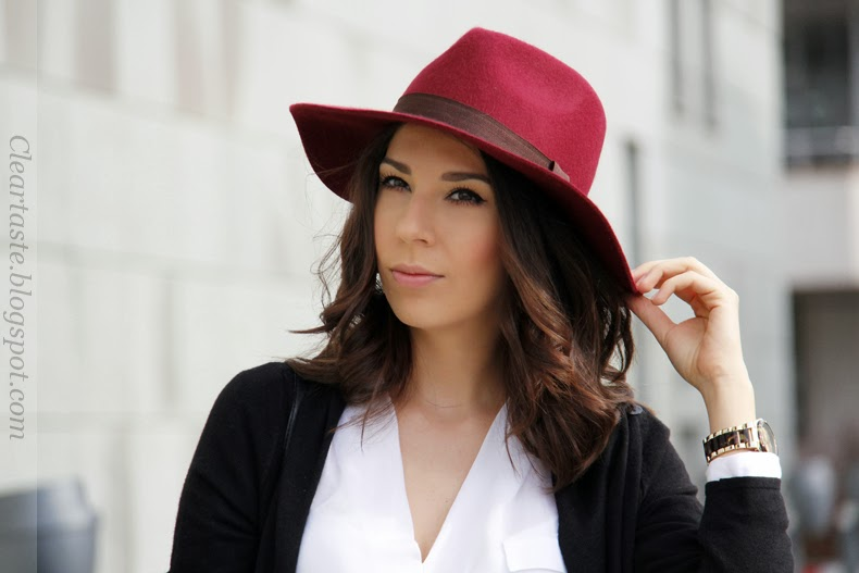 kapelusz parfois