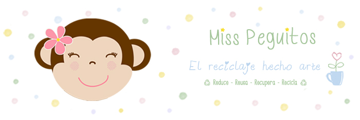 Miss Peguitos: blog Eco-Friendly y sostenible con diy, moda, trucos y consejos