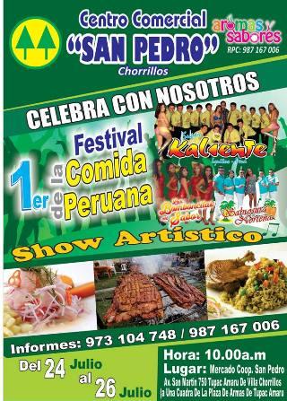 Festival de la Comida Peruana