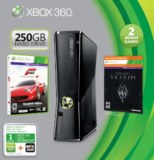 Price Of Xbox 360 250GB Holiday Value Bundle to Sale
