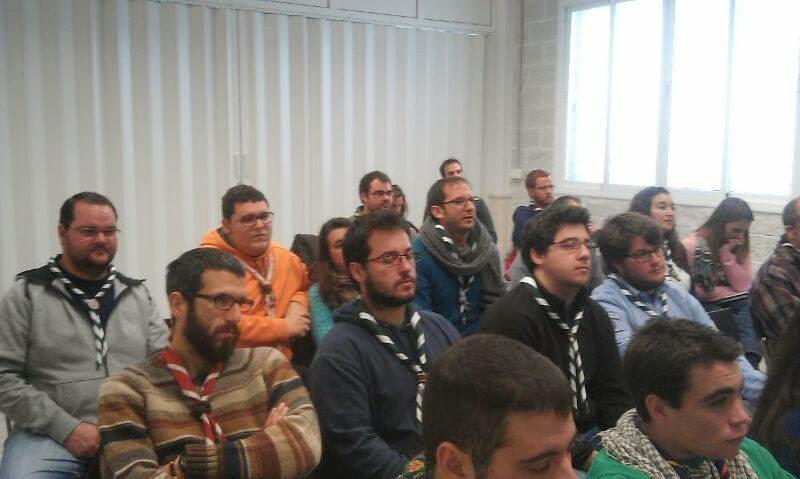 Blog scout de antonio alaminos asamblea general de scouts - Santa ana atarfe ...