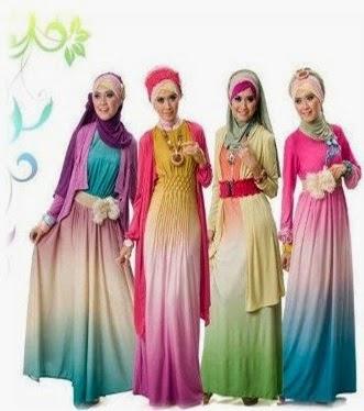 Gamis Modern, Syar'i Namun Trendi