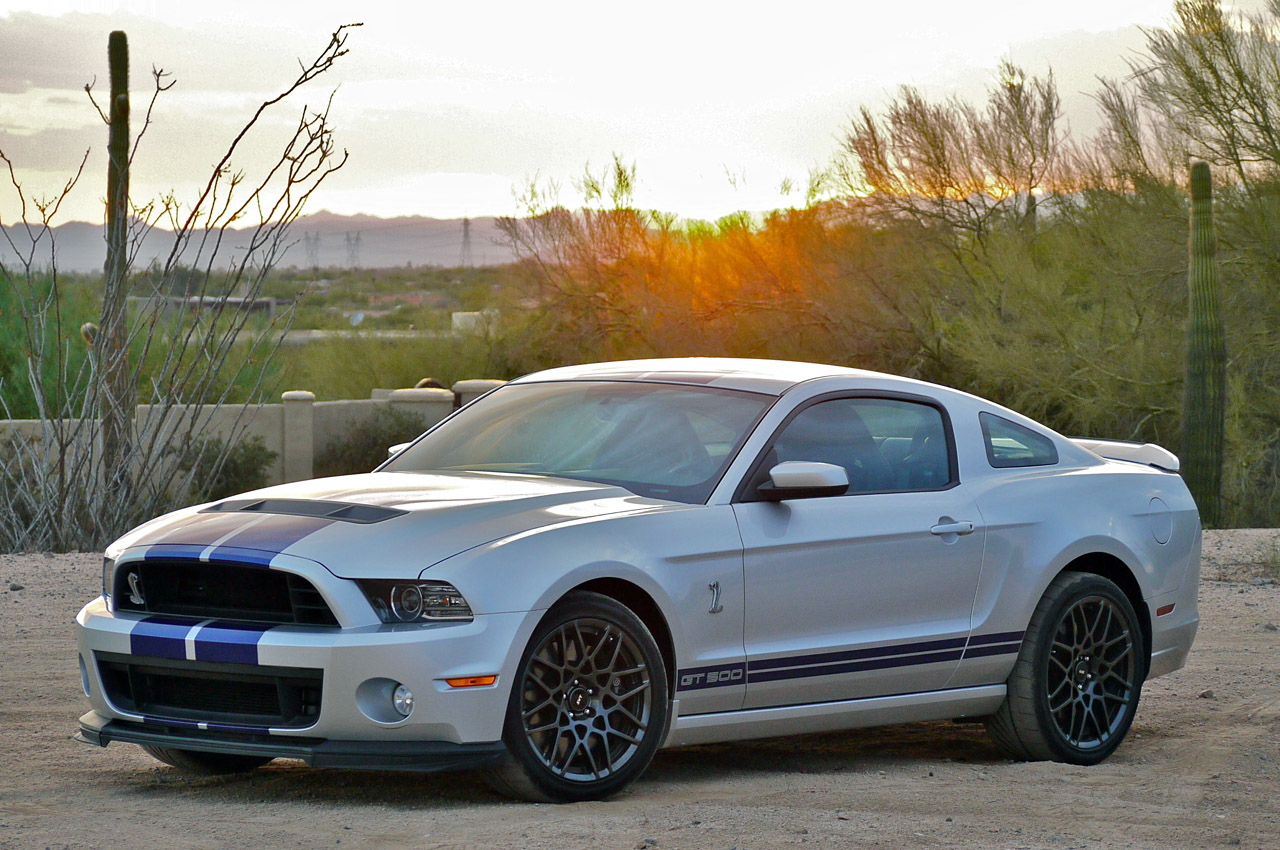 2013 Ford Shelby Gt500 Supercar Original