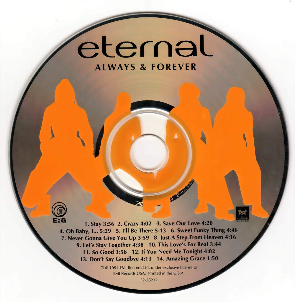 Eternal - Sweet Funky Thing - Oh Baby I...