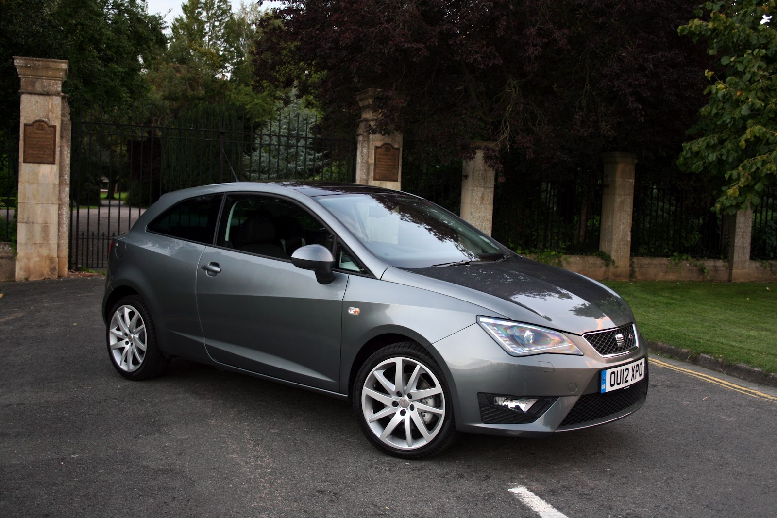 robmcsorleyoncars 2012 seat ibiza full road test. Black Bedroom Furniture Sets. Home Design Ideas