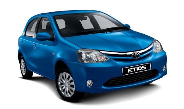Spesifikasi dan Harga Toyota Etios