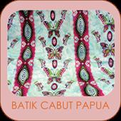 Batik Cabut Papua